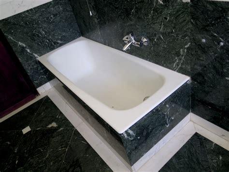 vasca da bagno vecchia foto sostituzione vasca da bagno senza rompere le