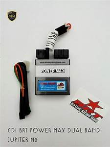 Cdi Brt Power Max Dual Band Jupiter Mx Idr 590 000  Pcs