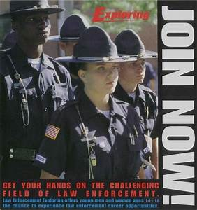 Law Enforcement Explorer Program | Union Township, NJ ...