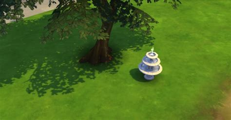 Fake shadows terrain paint! by simshout at Mod The Sims