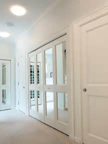 Bifold Mirrored Closet Doors by Mirrored Bifold Doors Ideas Pictures Remodel And Decor