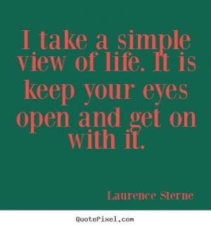 Keeping Life Simple Quotes