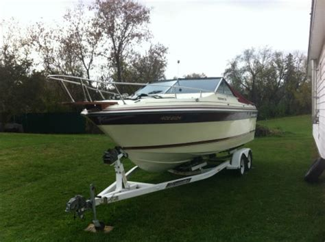 Used Pontoon Boats For Sale Thunder Bay by For Sale Used 1987 Thundercraft Magnum In Elgin Ontario