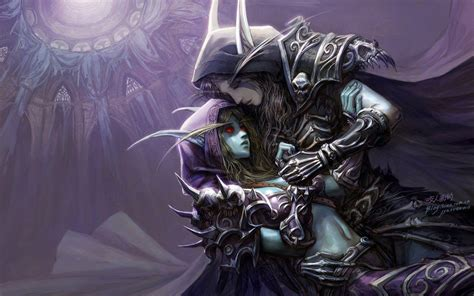 Sylvanas Windrunner Wallpapers  Wallpaper Cave