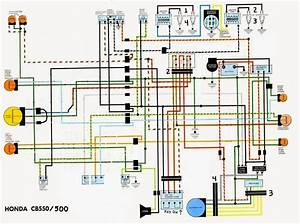 Simple Wiring Diagram Honda Cb550 Wiring Diagram