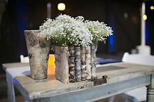 Deko Für Große Vasen : 35 ideen f r birkenstamm deko bringen sie die natur in ihre wohnung deko feiern zenideen ~ Bigdaddyawards.com Haus und Dekorationen