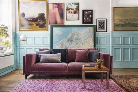 Bemz Cover For Nockeby Three Seater Sofa In