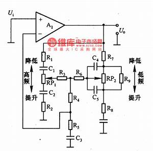 nfb type tone control circuit control circuit circuit With tone circuit