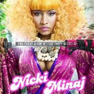 Official Nicki Minaj Party Tickets - The Hush Night Club ...