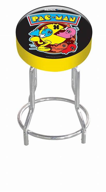 Stool Pac Arcade1up Adjustable Arcade Licensed Fully