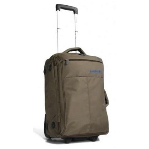 Lightest Cabin Bag by Paklite Flightweight 48cm Trolley One Of The Lightest