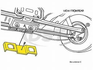 Moog-k8985 - Rear Camber And Toe Adjusting Kit