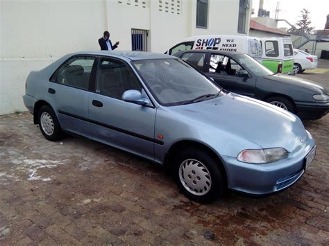1998 For Sale by 1998 Honda Ballade Junk Mail