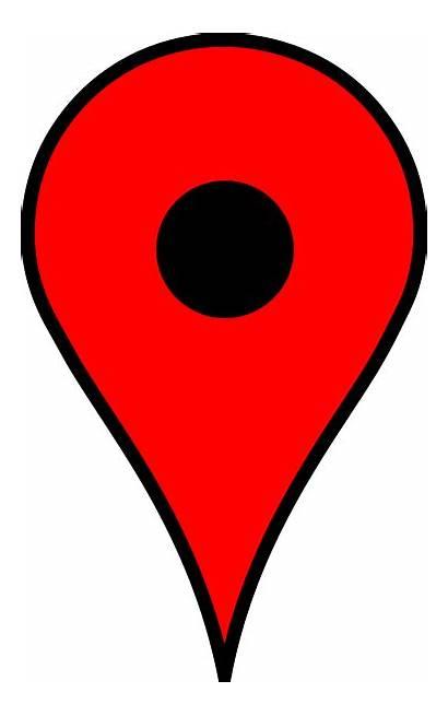 Marker Google Maps Map Svg Icon Clip