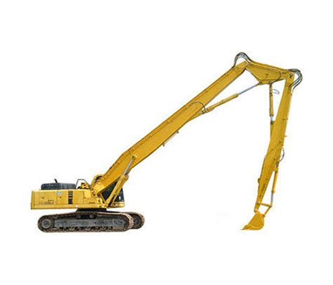 rent nation long stick excavator large excavators