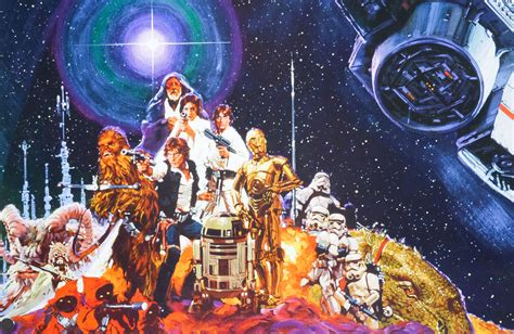 noriyoshi ohrai exhibition star wars posters