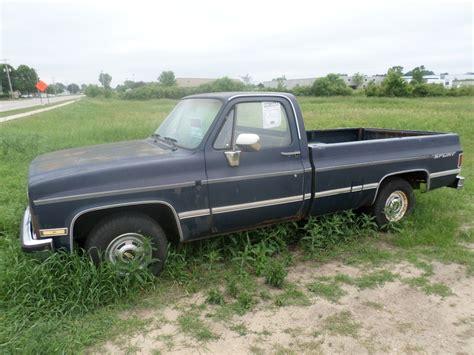 1986 Chevrolet C10 Custom Deluxe For Sale In Grand Rapids