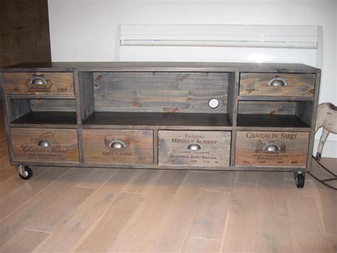 meuble cuisine style cagne meuble de cuisine style industriel meuble bar comptoir
