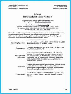 Cyber Security Resume Outstanding Data Architect Resume Sample Collections