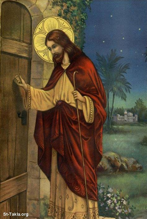 jesus knocking at the door painting st martin s episcopal church prime timers