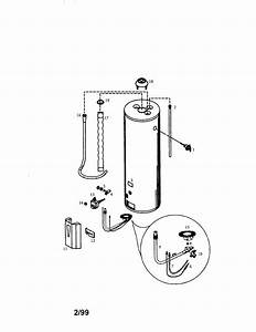 Kenmore 153337362 Gas Water Heater Parts