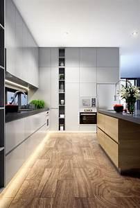 100 Idee Cucine Moderne In Legno  U2022 Bianche  Nere  Colorate  U2022 Idee Colori Cucina Moderna Legno