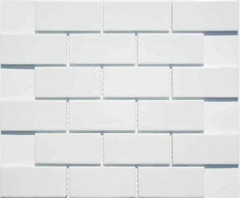 Matte Subway Tile Urban Chic For Bathroom And Kitchen
