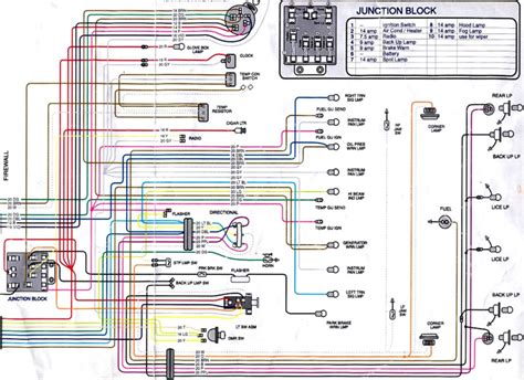 1956 Chevy Truck Wiring Diagram by 56 Wiring Harness Diagram Trifive 1955 Chevy 1956