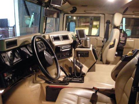 armored humvee interior interior military humvee military cars pinterest