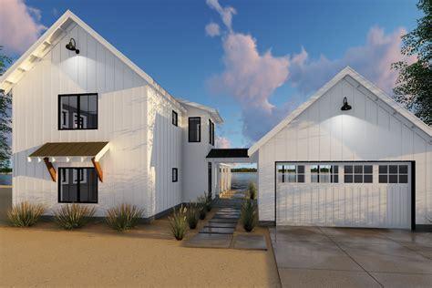 Farmhouse House Plan #100-1211