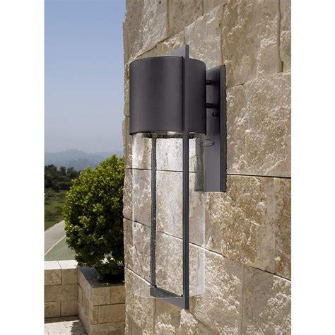 hinkley shelter 23 1 4 quot high indoor outdoor wall light