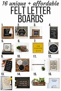 where to buy felt and wooden letter boards 20 great With buy felt letter board