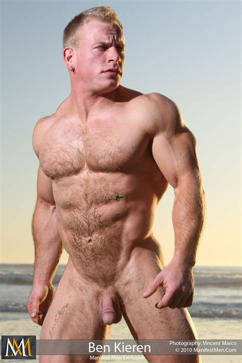 A Naked Male Naked Muscle