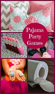 Sleepover Party On Pinterest Slumber Party Games