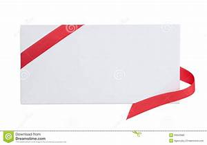 letter with red ribbon stock photography image 29943982 With letter with ribbon