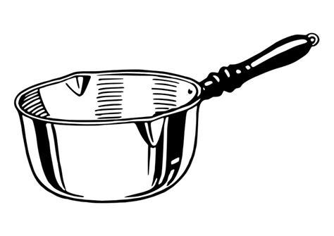 dessin casserole cuisine coloriage casserole img 30150