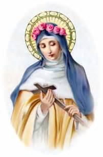 St Rose of Lima Symbol