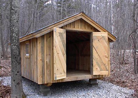 Large Barn Kits by Large Wooden Sheds Prefab Wooden Sheds Jamaica Cottage
