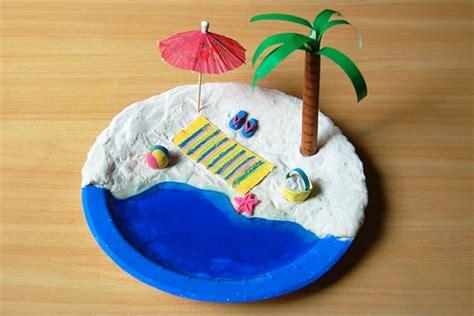 beach ocean crafts  kids fun craft ideas