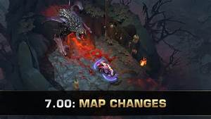 Dota 2 New Map Patch 700 YouTube