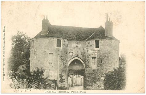 bureau 02 chateau thierry 02 chateau thierry 1902 porte