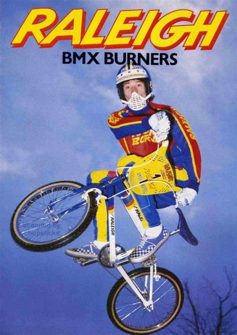 team raleigh andy ruffell bmxmuseumcom