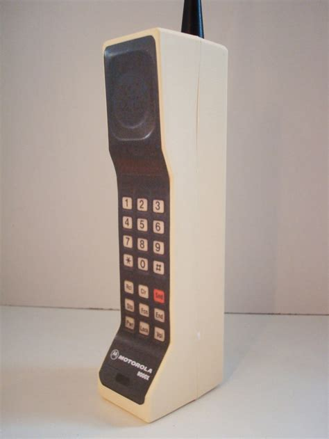 1990s cell phone 1980s 1990s style vintage brick cell mobile phone