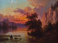 Albert Bierstadt Western Paintings