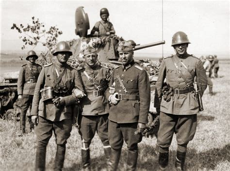 ww2 military four bees bulgarian ww2 photos
