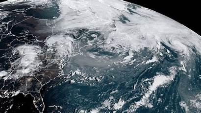 Smoke Wildfire Europe Satellite Canada Western Axios