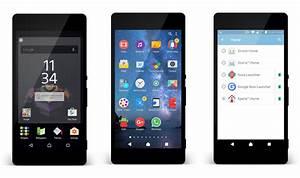 Launcher de Xperia Home 6.0 en cualquier Android 5.0+