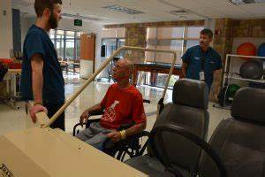 Simulated car helps patients gain confidence - UCHealth Today