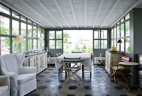 cucina in veranda abitare in veranda livingcorriere