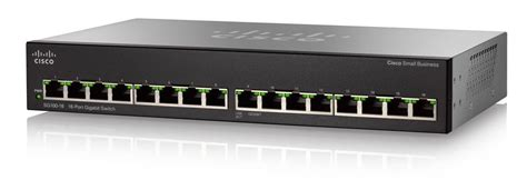 cisco sg100 16 16 port gigabit switch cisco